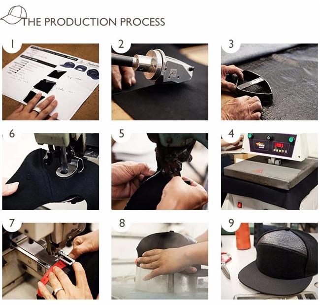 ACE durable custom bucket hats bulk production for fashion-8