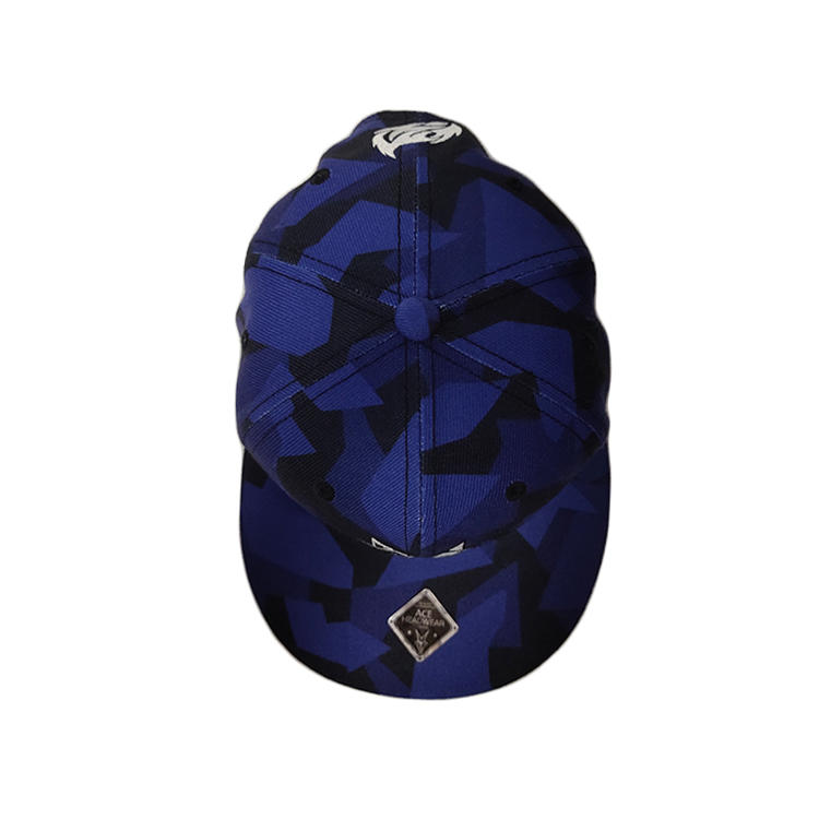 Sublimation Printing Snapback Caps Custom Your Own Printing Snapback Hats/Caps