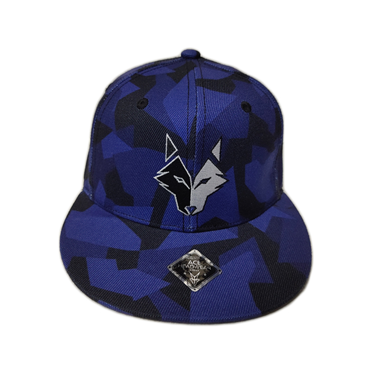 ACE latest custom snapback caps OEM for beauty-1