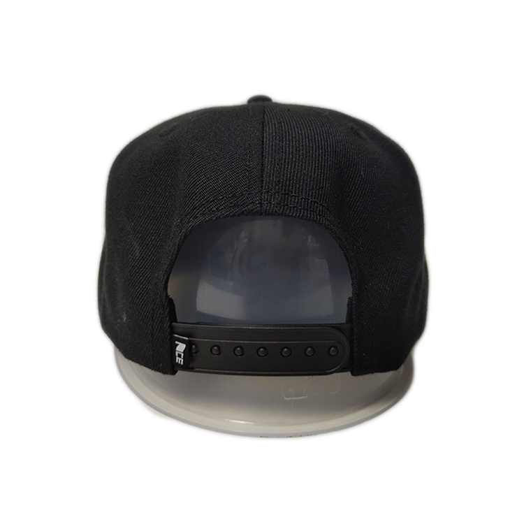 ACE durable custom snapback caps free sample for fashion-4