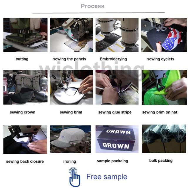 ACE durable custom snapback caps free sample for fashion-6