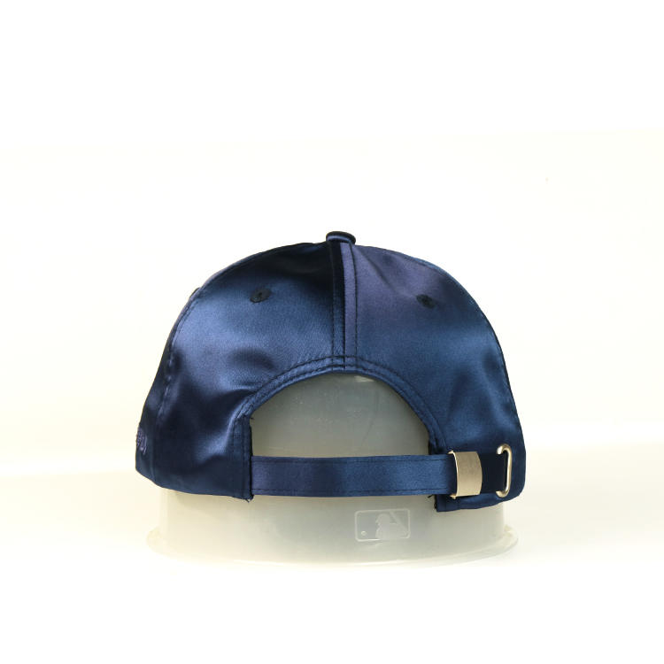 Fashion Customization Youth Special Silk Breathable Rhinestone Blue Sports Baseball Hats caps