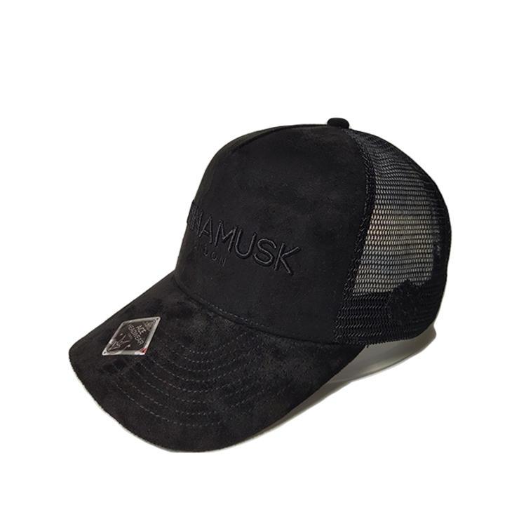 Custom Embroidery Baseball Cap Hat Summer Breathable Mesh Trucker Cap