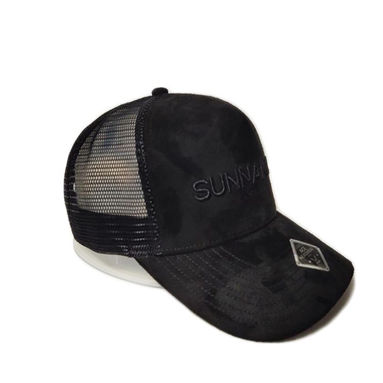 Plain Mesh Baseball Trucker Hat Adjustable Trucker Hats Custom Cap BSCI