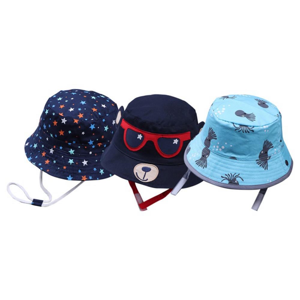 ACE hats floral bucket hat supplier for fashion