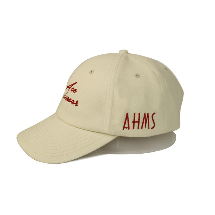 Embroidery Customized Logo Cotton Made Baseball Cap Sport Golf Cap