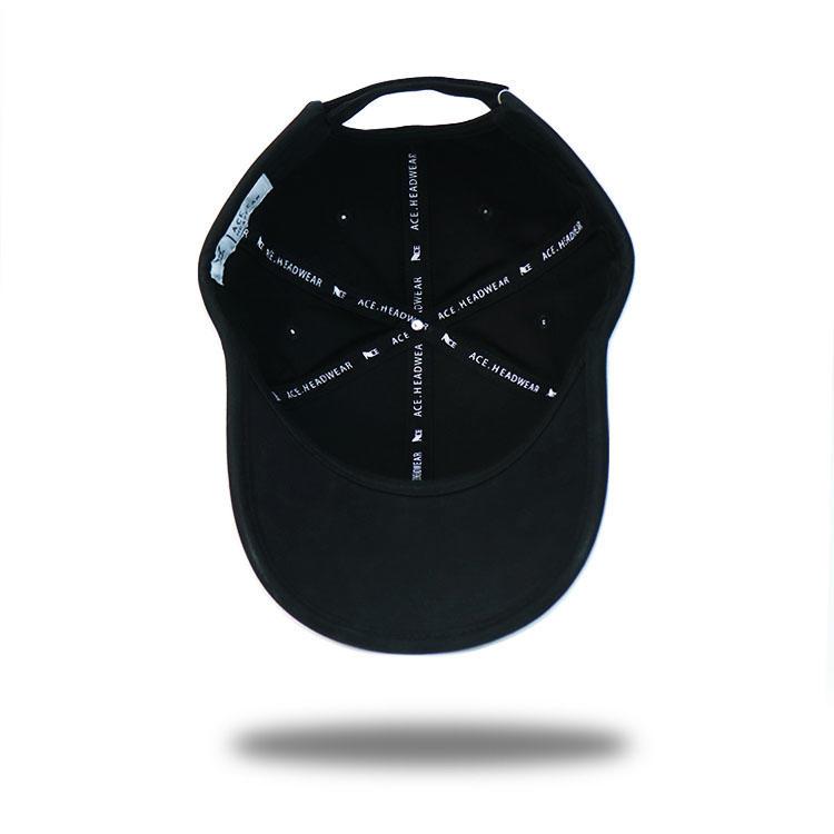 Special Green Decorative Ribbon ACE PVC Rubber Patches Logo Man Basebal Hats