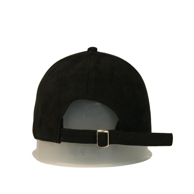High quality custom design logo rubber patch 6panel baseball hats caps