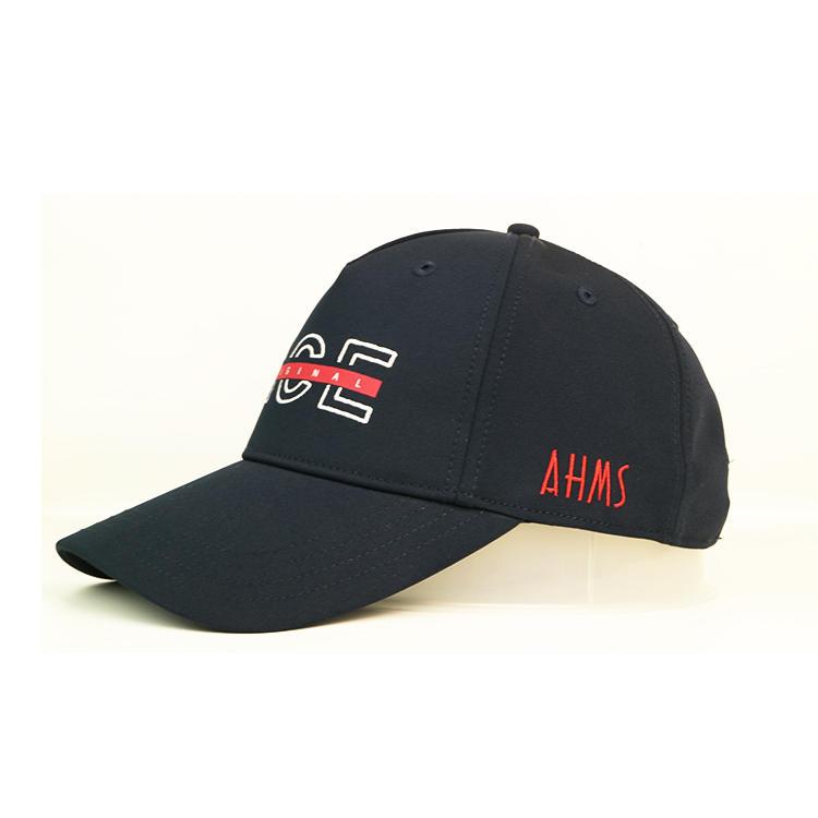 5Panel Custom Fashion Men ACE Printing Logo  Ball  Sports Baseball Caps Hats
