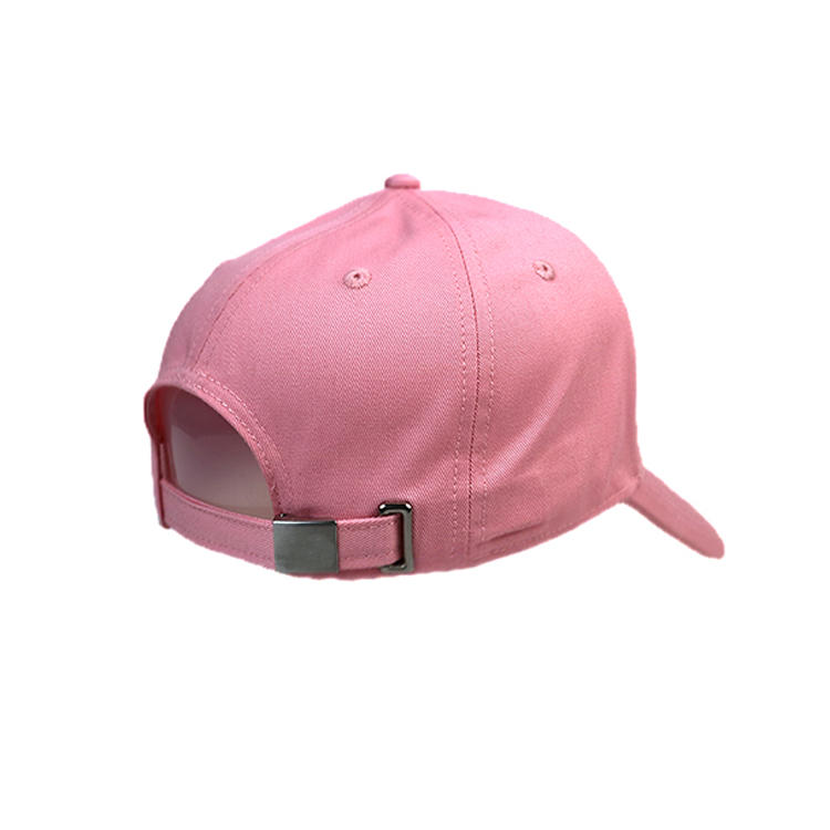 custom made cotton twill 6 panel structured sports baseball cap and hat