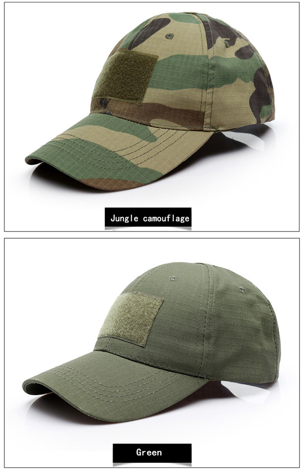 latest white baseball cap fabric supplier for fashion-3
