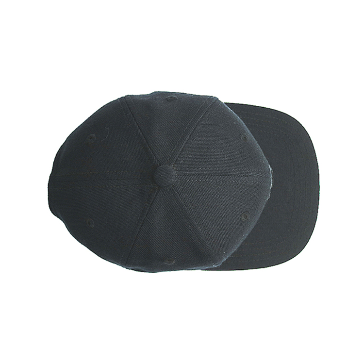 ACE pringting mens black snapback hats for wholesale for fashion-13