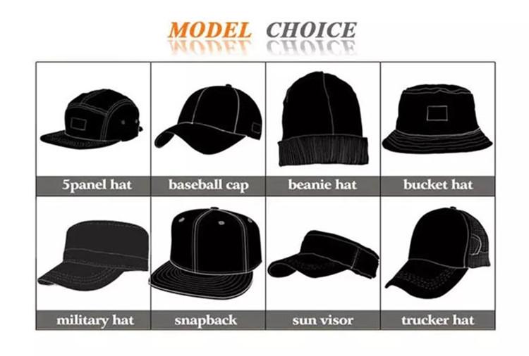 latest plain baseball caps buckle OEM for beauty-9