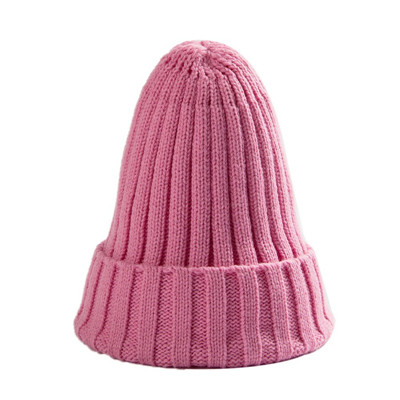 ACE purple grey knit beanie free sample for fashion-14