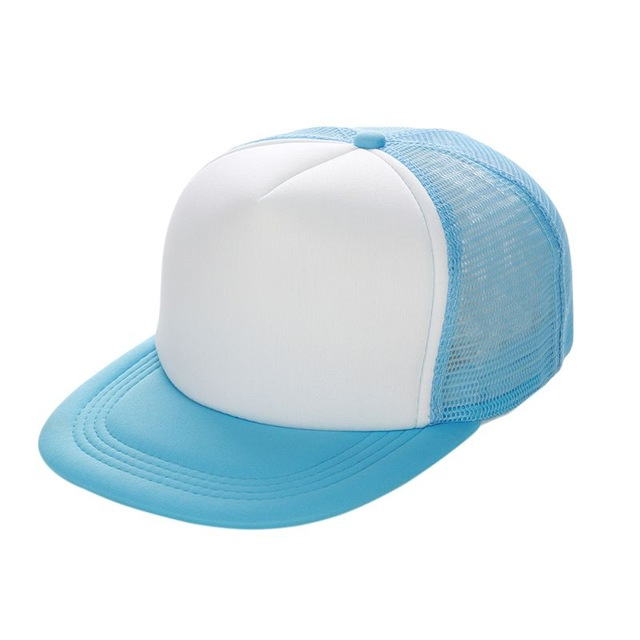ACE panel blank trucker caps customization for Trucker-14