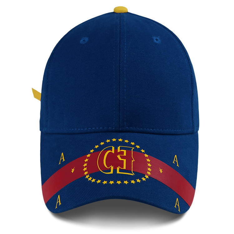 ACE Bsci Golf Caps Cotton Baseball Cap Dad Hat Custom Embroidery Hats Wholesale