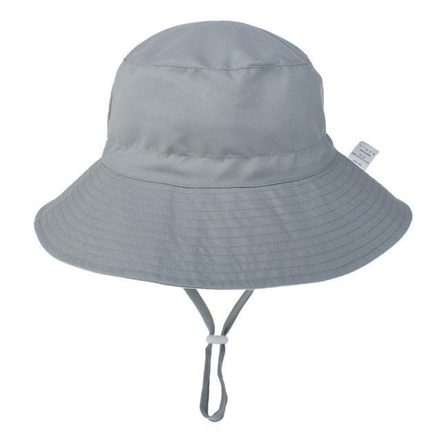 Children New Sun Hat Unisex Baby Breathable Quick Drying Beach Hat