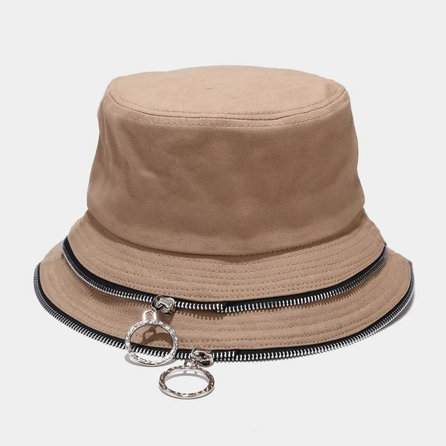 latest white bucket hat 100 ODM for beauty-1