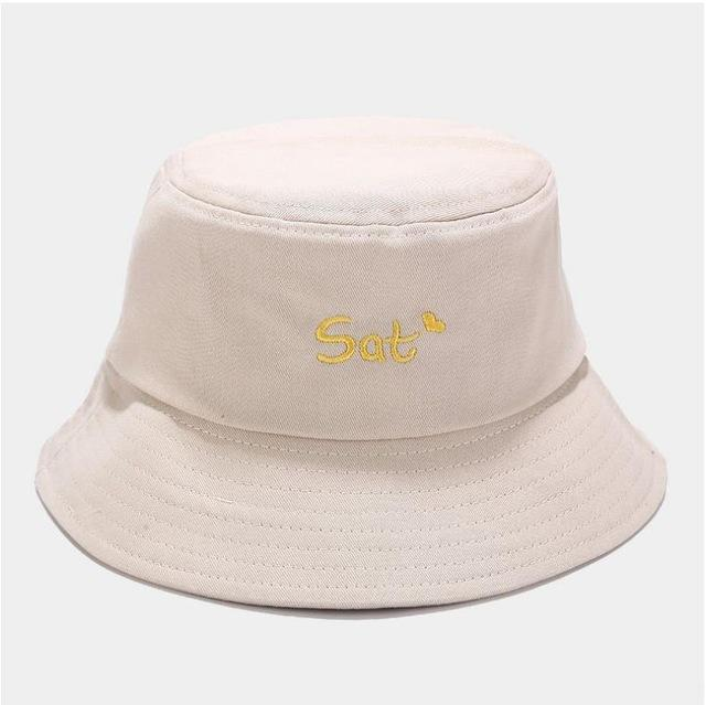 ACE on bucket hat fashion ODM for beauty