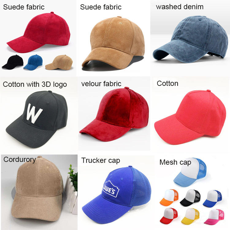 ACE high-quality personalized baseball caps OEM for fashion