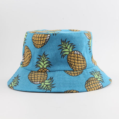 funky bucket hat with string feature supplier for fashion-2