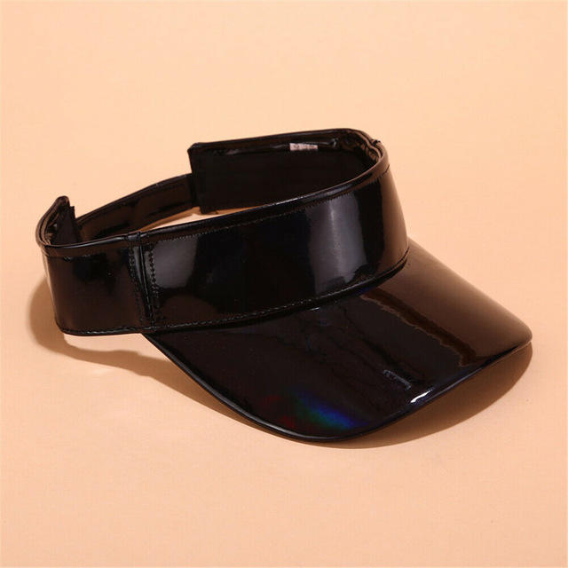 Sun Visor Adjustable Sports Tennis Golf Cap Headband Unisex Men Women Hat