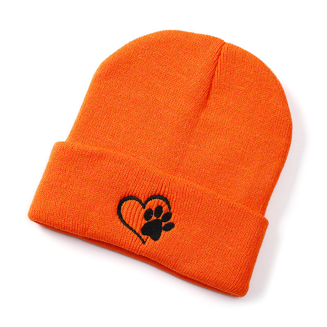 ACE solid mesh loose knit beanie free sample for fashion-1