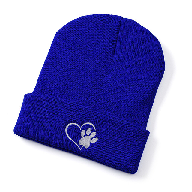 ACE solid mesh loose knit beanie free sample for fashion-14