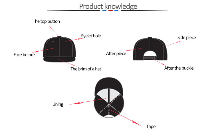 ACE panel baseball caps suppliers free sample for fashion-2