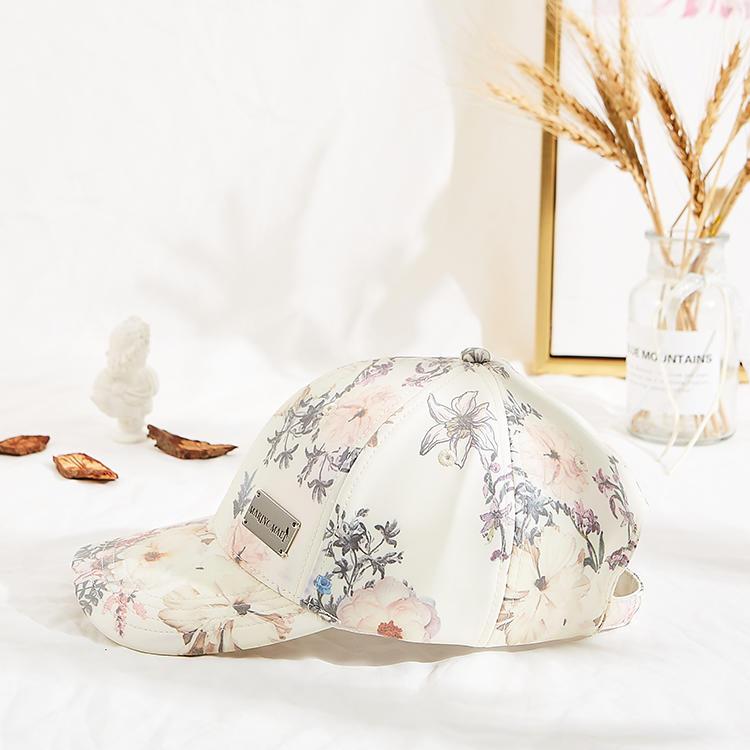 wholesale spring outdoor baseball caps mix color curved cap women baseball caps hats