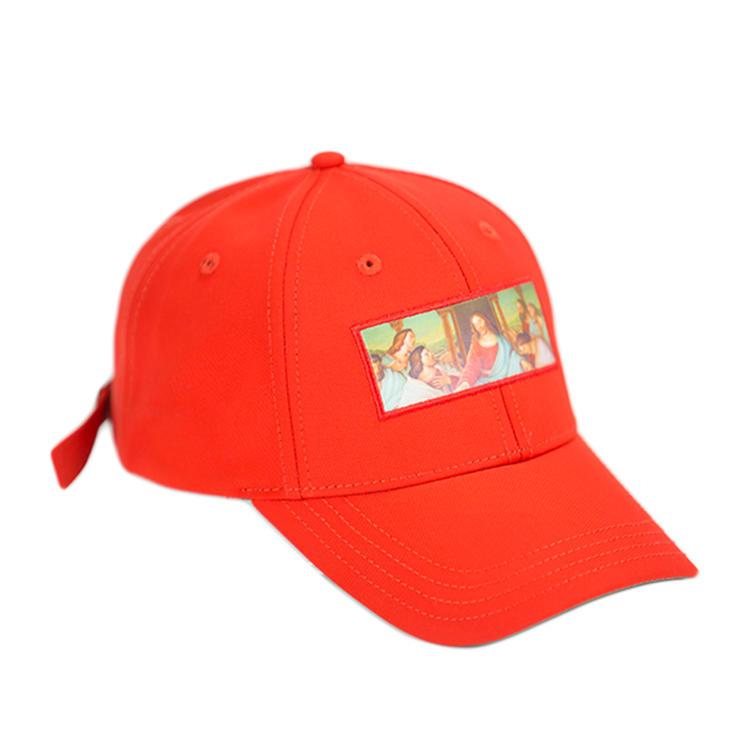Embroidery Dad Hats Custom Logo Baseball Caps Wahshed Dad Cap