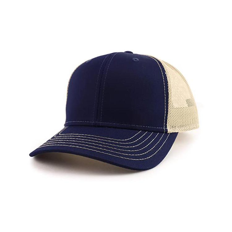 Custom 6 Panel Richardson Style 112 Blank Trucker Cap,Mesh Truck Hats