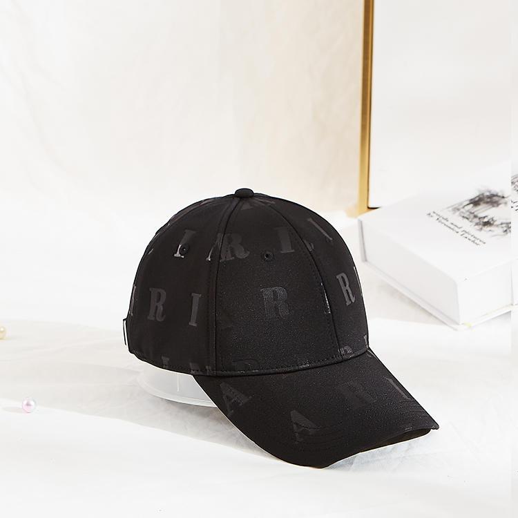 Men's Plain Baseball Cap Adjustable Curved Visor Hat