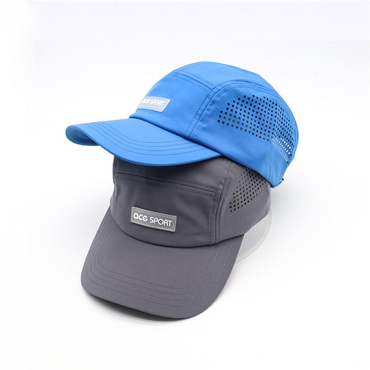 Men's and Women's Camper Custom Color Block Archive Hat