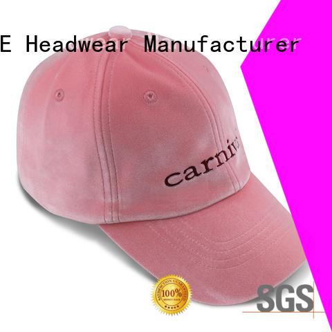 ACE latest logo baseball cap supplier for fashion