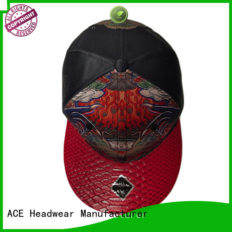 ACE funky cool snapback hats buy now for beauty