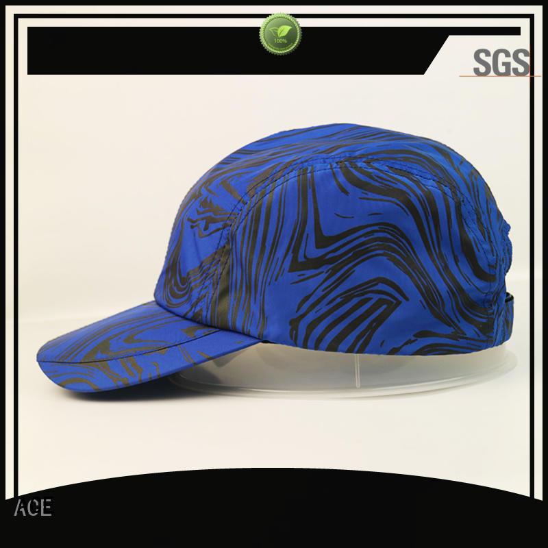 ACE unisex sports baseball cap supplier for fashion