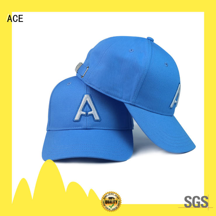 ACE portable sports baseball cap for wholesale for baseball fans