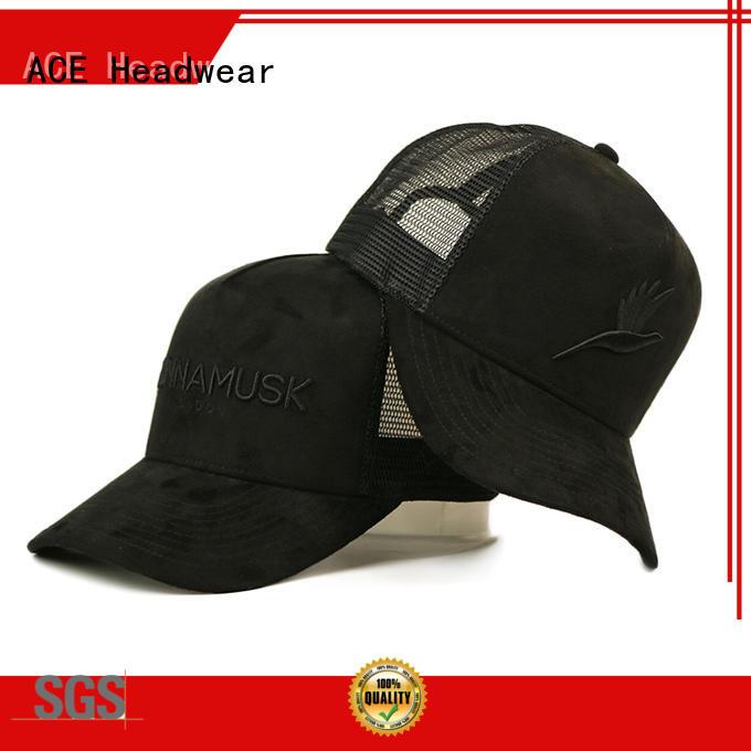ACE funky trucker cap design supplier for Trucker