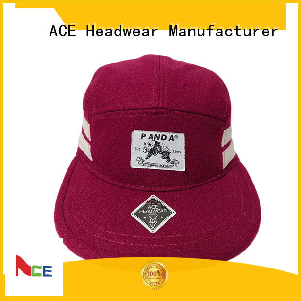 durable cool snapback hats logo customization for fashion