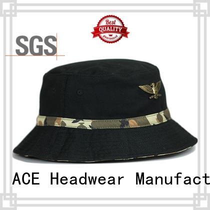 ACE headwear white bucket hat buy now for beauty