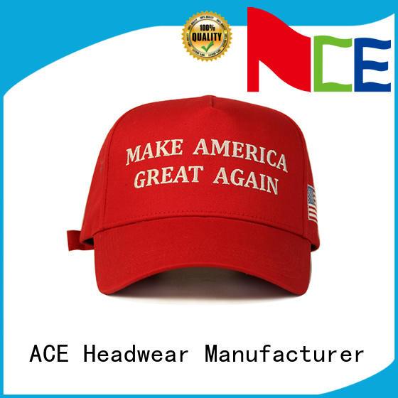 ACE rabbit baseball caps for men free sample for beauty