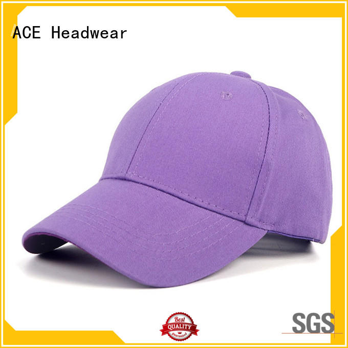 ACE portable womens baseball cap for wholesale for beauty
