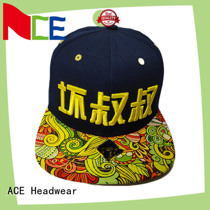 on-sale best snapback caps print supplier for beauty