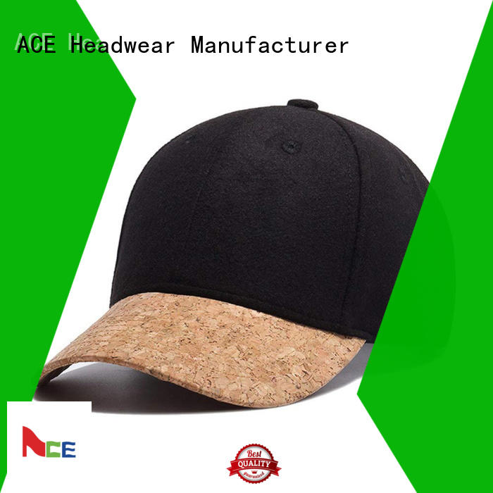 ACE durable best mens baseball caps ODM for beauty