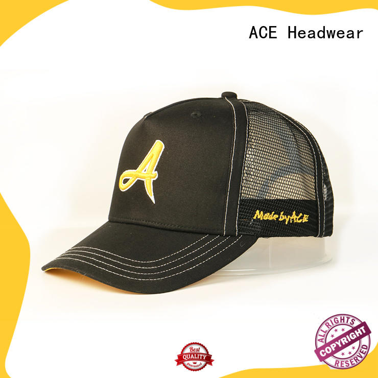 ACE curved classic trucker cap buy now for Trucker