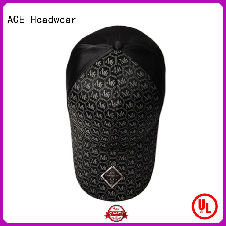ACE hats white snapback cap buy now for beauty