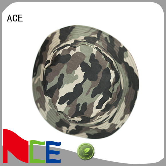 ACE bucket floral bucket hat for wholesale for fashion