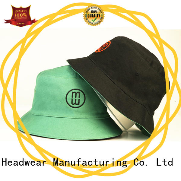 ACE high-quality blue bucket hat OEM for fashion