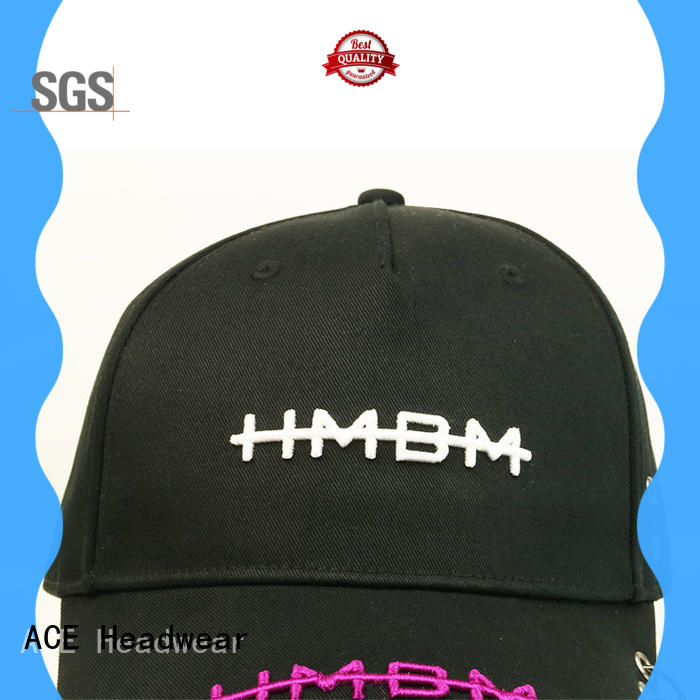 ACE Breathable green baseball cap free sample for baseball fans